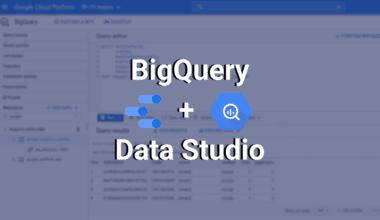bigquery and data studio