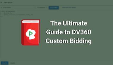 The Ultimate Guide to DV360 Custom Bidding